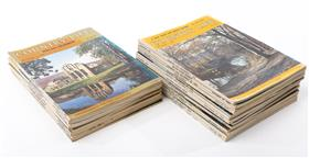 Sale 9195H - Lot 85 - A quantity of Country Life magazines.