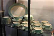 Sale 8300 - Lot 88 - Mintons Solaro Ware Dinner Wares by John Wadsworth (a.f.)