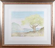 Sale 8308A - Lot 110 - REES, Lloyd, Spring Morning, 1988, lithograph, 32.0 x 52.5 cmR