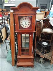 Sale 8717 - Lot 1061 - Reproduction Bell & Loveday Longcase Clock