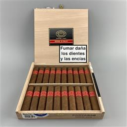 Sale 9182W - Lot 836 - Partagas Serie D No. 6 Cuban Cigars - box of 20 cigars, dated December 2019