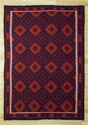 Sale 8601C - Lot 18 - Persian Killem 252x169