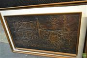 Sale 8582 - Lot 2051 - Copper Relief