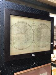 Sale 8865 - Lot 2049 - Reprint of a Map from 1799