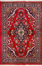 Sale 8323C - Lot 41 - Persian Kashan 150cm x 106cm RRP $800