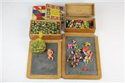 Sale 8432 - Lot 69 - Childrens Toys & Marbles (None Missing)