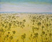 Sale 8563T - Lot 2007 - R. Dargan - Landscape, mixed media, 45 x 60cm, signed and dated lower right