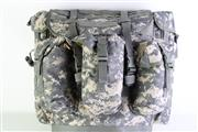 Sale 8952 - Lot 78 - US Camouflage Backpack And Hat