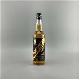 Sale 9165 - Lot 788 - McGibbons Gold Ribbon 8YO Blended Scotch Whisky - 40% ABV, 700ml. Clean, fresh and fruity with spicy toffee and a hint of vanilla...