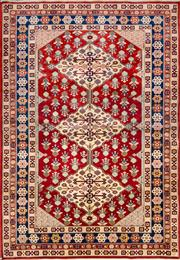 Sale 8323C - Lot 42 - Afghan Super Kazak 145cm x 200cm RRP $2000