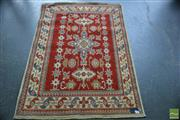 Sale 8380 - Lot 1032 - Afghan Kazak (173 x 118cm)