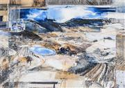 Sale 8549A - Lot 5004 - Judith White - Just 2 Hours From Sydney, 1993 78.5 x 99cm