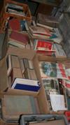 Sale 7670A - Lot 1117 - Eight boxes and one crate of books and magazines including autosport
