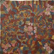 Sale 8583A - Lot 5148 - Maggie Dixon Nabanardi - Womens Dreaming, 1988 91 x 91cm (stretched & ready to hang)
