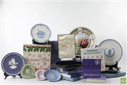 Sale 8586 - Lot 256 - Wedgwood Collection of Plates and Dishes