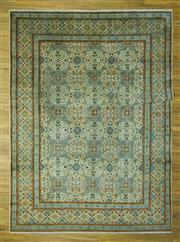 Sale 8601C - Lot 24 - Persian Kerman 370x220