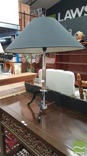 Sale 8404 - Lot 1024 - Extendable Table Lamp (5794)