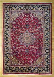 Sale 8601C - Lot 25 - Persian Kashan 365x255