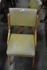 Sale 8115 - Lot 1221 - 3 Early 1950s Chiswell Chairs