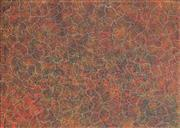 Sale 8527A - Lot 20 - Gracie Morton Pwerle (c1956 - ) - Bush Seed Dreaming 142 x 202cm