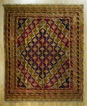 Sale 8601C - Lot 28 - Persian Sumak 191x160