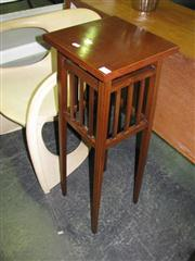 Sale 7937A - Lot 1168 - Timber Plant Stand