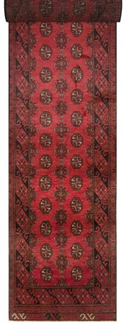 Sale 8323C - Lot 46 - Afghan Turkman 480cm x 80cm RRP $16000
