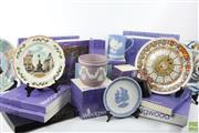Sale 8586 - Lot 61 - Assortment of Wedgwood Mostly Plates