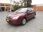 Sale 8307B - Lot 1 - Ford Focus CL, Five Door Hatch