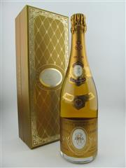 Sale 8353 - Lot 679 - 1x 1996 Louis Roederer Cristal Brut, Champagne - in box