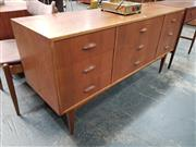 Sale 8872 - Lot 1002 - Chiswell Chest of Nine Drawers