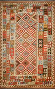 Sale 8323C - Lot 48 - Persian Kilim 250cm x 160cm RRP $800