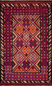 Sale 8323C - Lot 49 - Persian Kilim 330cm x 216cm RRP $1000