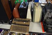 Sale 8405 - Lot 2254 - Imperial Typewriter with Others