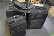 Sale 8530 - Lot 2357 - 4 Mobile Travel Cases & Carry Bag
