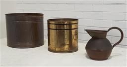 Sale 9166 - Lot 1021 - Collection of brass ware