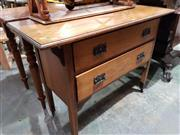 Sale 8740 - Lot 1692 - Elevated 2 Drawer Chest