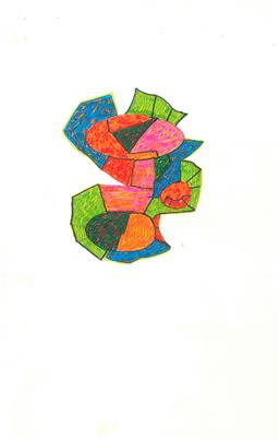 Sale 8991A - Lot 5083 - Lyndon Dadswell (1908-1986) (10 works) - Sketches no. 271 - 280, c1970s various sizes