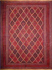 Sale 8323C - Lot 51 - Persian Somak 190cm x 150cm RRP $600