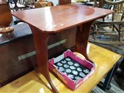 Sale 8740 - Lot 1331 - Timber Occasional Table