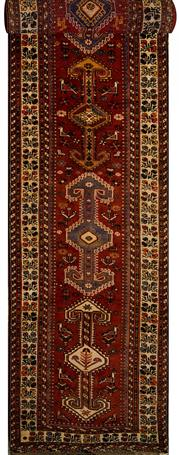 Sale 8412C - Lot 49 - Persian Hamadan 425cm x 99cm