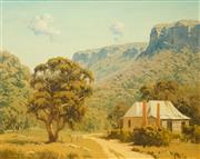 Sale 8497A - Lot 5039 - Graham Cox (1941 - ) - Summer at Sandy Hollow 39.5 x 49.5cm