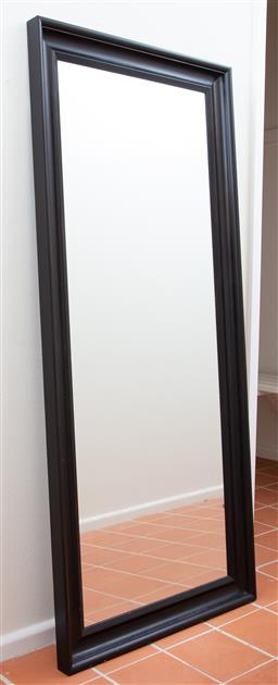 Sale 9190H - Lot 467 - A free standing dressing mirror 165x74cm