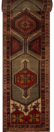 Sale 8412C - Lot 50 - Persian Hamadan 425cm x 99cm