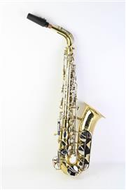 Sale 8783 - Lot 6 - Conn Alto Sax in Case