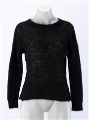 Sale 8910F - Lot 17 - A Nique knitted alpaca wool blend pullover, approx size 6-8