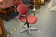Sale 7987A - Lot 1364 - Pair of Wilkhan Office Chairs