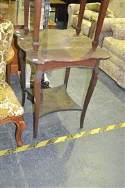 Sale 8165 - Lot 1087 - Timber Occasional Table