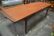 Sale 8326 - Lot 1065 - G-Plan Fresco Teak Coffee Table