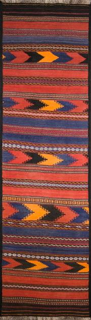 Sale 8323C - Lot 55 - Persian Kilim 240cm x 70cm RRP $600